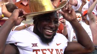 Texas Football vs Oklahoma Highlights [Oct. 8, 2018]
