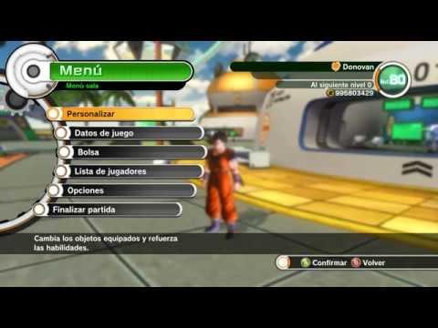 Dragon Ball Xenoverse: VIDA INFINITA Y MAS