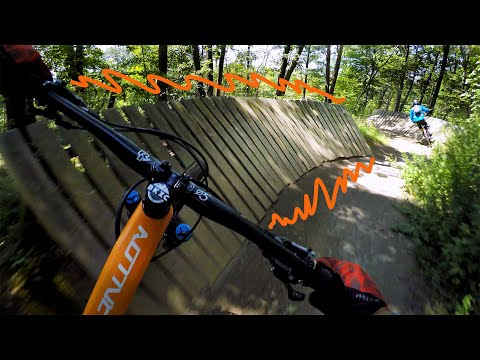 Fearing for my life on the blue trails | Mountain Biking Mountain Creek New Jersey