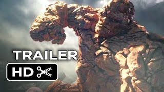 Fantastic Four Official Trailer #1 (2015) - Miles Teller, Michael B. Jordan Movie HD thumbnail