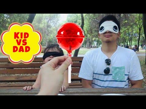 Chupa Chups Challenge | Baby Playful