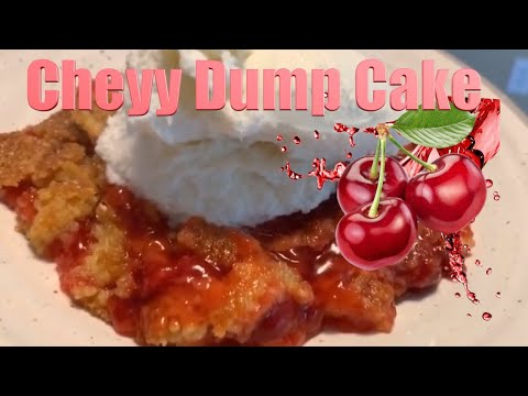 How to make Delicious Cherry Dump Cake