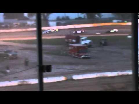 IMCA Mod Feature Seymour Speedway 8/16/15