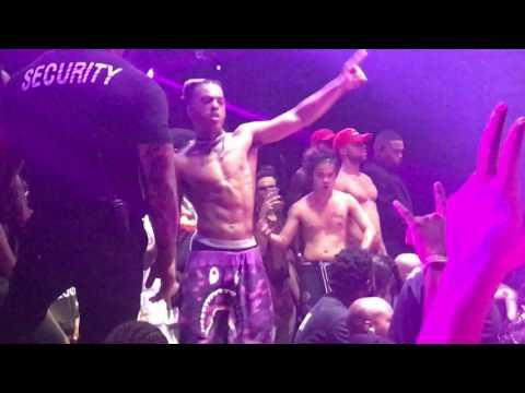 XXXTentacion - Bowser (Live at Club Cinema in Pompano on 7/2/2017)