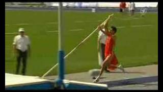Danny Ecker Stabbruch Pole Break