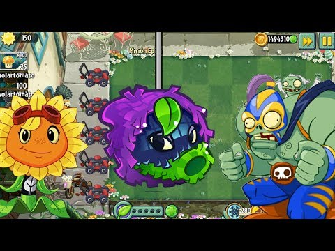 Plants Vs Zombies 2 Una Batalla de Heroes