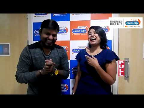 Singer Pragya Dasgupta  Mehbooba Title song || Radio City Hyderabad