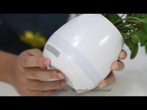 K3 Smart music flower pot