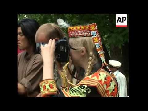 Annual spring festival takes in Hindu Kush