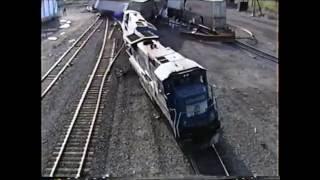 Conrail Wreck