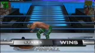 WWE 13 PS2 SUPER PROJECT REALEASED- Career Mode EP1