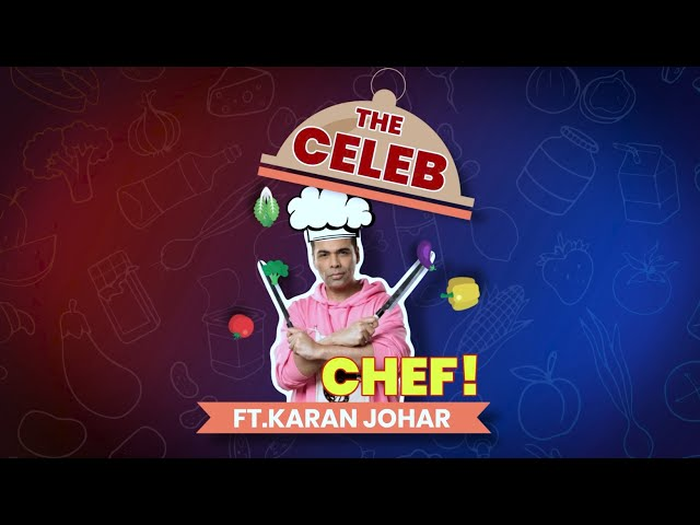 The Celeb Chef ft. Karan Johar | Star Vs Food | discovery+