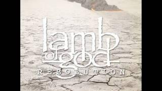 LAMB OF GOD - DESOLATION (HIGH QUALITY) with lyrics