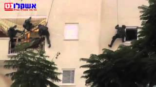 "Israel SWAT Rescue Mission- Rare Footage ! YAMAM ימ""מ"