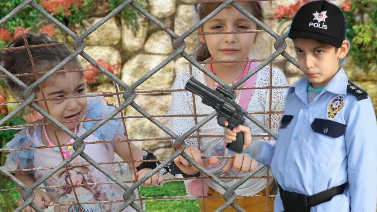الو شرطة الاطفال الشرطي دخل تسنيم السجن 3 #ألعاب#سيارات #شرطة#أطفال#بيبي#بنات#اغاني#للأطفال