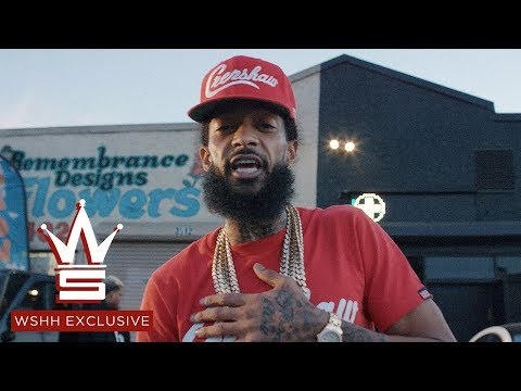 "Nipsey Hussle ""Grinding All My Life / Stucc In The Grind"" (WSHH Exclusive - Official Music Video)"