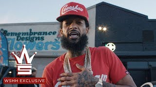 Nipsey Hussle Grinding All My Life Stucc In The Grind WSHH Exclusive Official Music Video