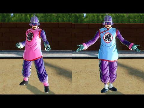 How to create Cyborg Taopaipai in Dragon Ball Xenoverse 2