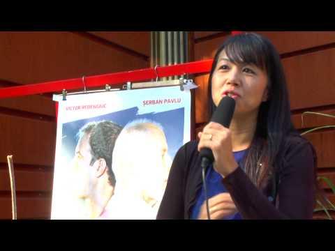 """Kana Hashimoto despre filmul """"Cainele japonez"""""""
