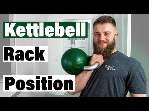 KETTLEBELL RICHTIG HALTEN - Kettlebell  Training