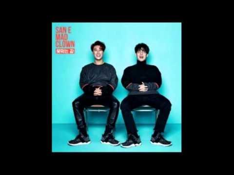 SanE (산이) (+) Sour Grapes (못먹는 감) ft. Madclown [AUDIO]
