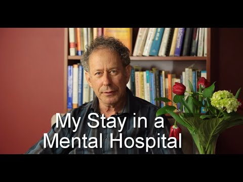Whats it like in a psychiatric hospital?