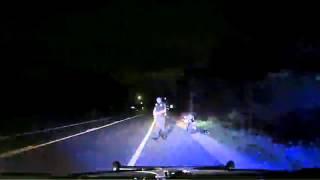 RAW DASH CAM VIDEO: Eden Prairie officer accidentally shoots fleeing motorcyclist