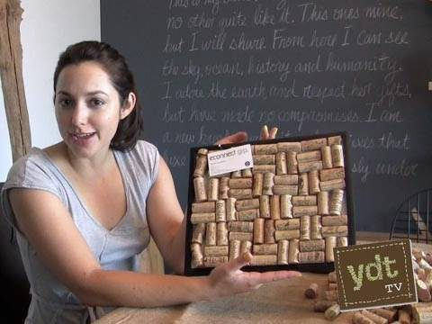 How To Make Your Own Cork Board Out Of Wine Corks Daily Thread