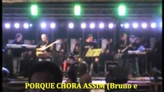 Repeat youtube video AGRUPAMENTO MUSICAL ACTUAL BAND AO VIVO NA LANDEIRA 2012