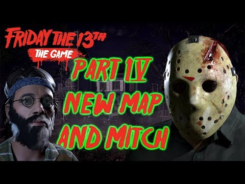 Friday the 13th - NEW OCT 11 PATCH (Jason Part 4, Mitch, Jarvis House)