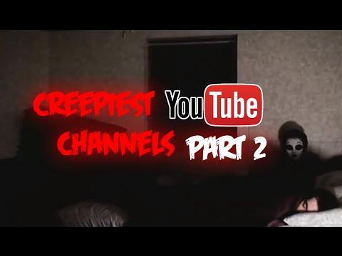 5 Most DISTURBING YouTube Channels - 2