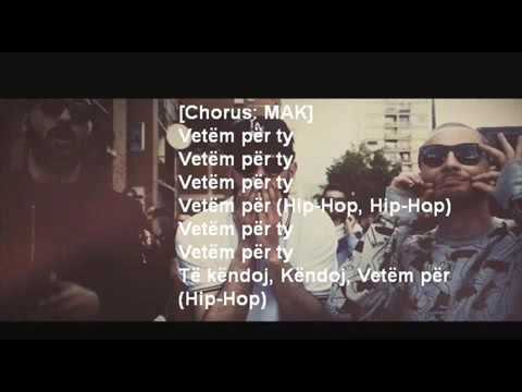 MC Kresha & Lyrical Son ft  Ledri Vula - Hip Hop (Me tekst)