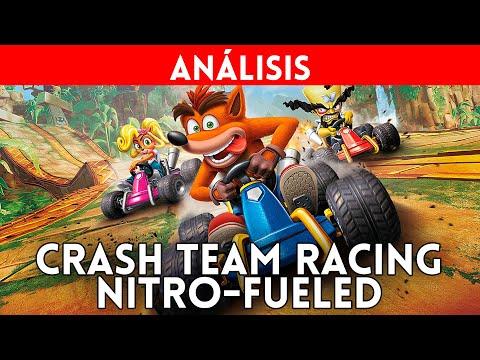 ANÁLISIS CRASH TEAM RACING NITRO-FUELED (PS4, Xbox One, Nintendo Switch) El regreso de un clásico