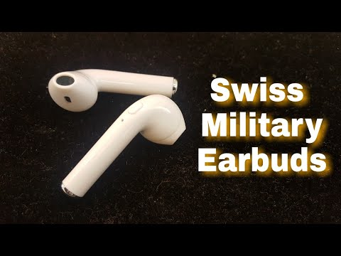 swiss-military-bluetooth-headset-unboxing