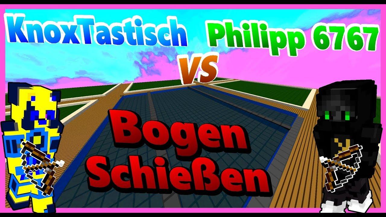 KnoxTastisch Vs Philipp Challenge Auf GrieferGamesnet - Minecraft namen andern youtube