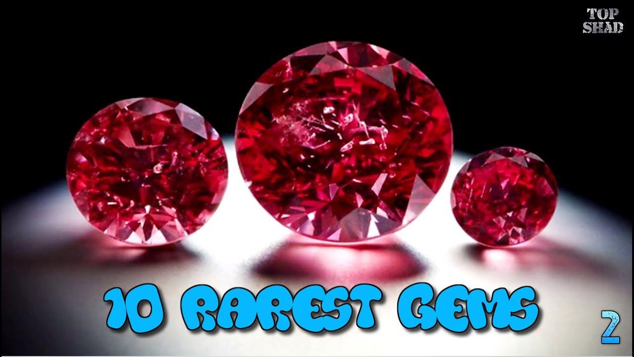 10 rarest gems doovi