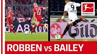 Leon Bailey - The Jamaican Robben?