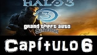 Halo 3 GTA san andreas- Loquendo Capítulo 6: El Covenant