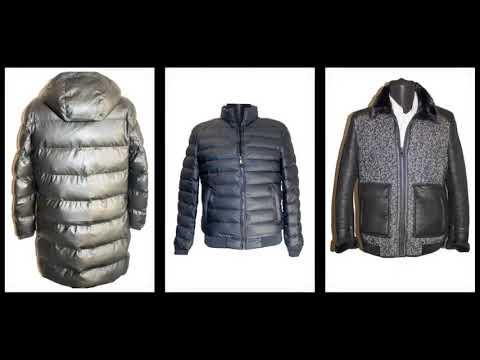 Интернет-магазин мужских зимних курток