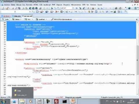 VideoTutorial 12 del Taller Práctico de PHP y MySQL