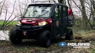 Off-Road Response with Polaris® Fire-Fighting Equipment | Polaris Government & Defense
