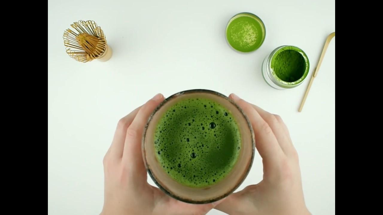 Matcha în comparație cu ceaiul verde - Pierdere În Greutate