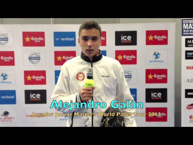 Alejandro Galan - Punto importante