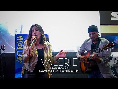 Valerie Cover | Gret Rocha en Sound:check Xpo 2017