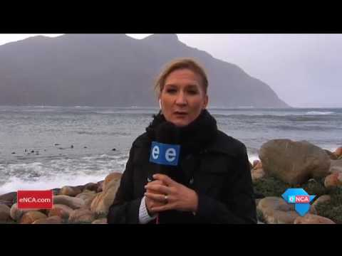 Latest on Western Cape  storms
