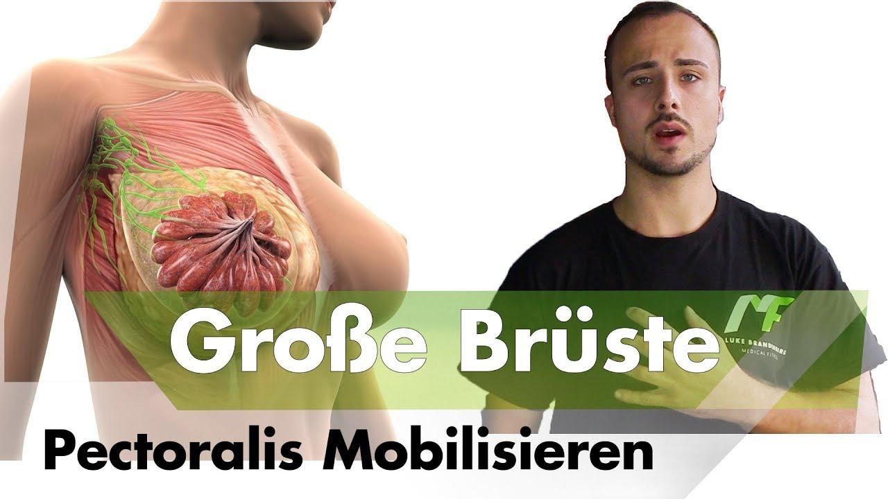 brustmuskel mobilisieren bei frauen r ckenschmerzen durch gro e oberweite youtube. Black Bedroom Furniture Sets. Home Design Ideas