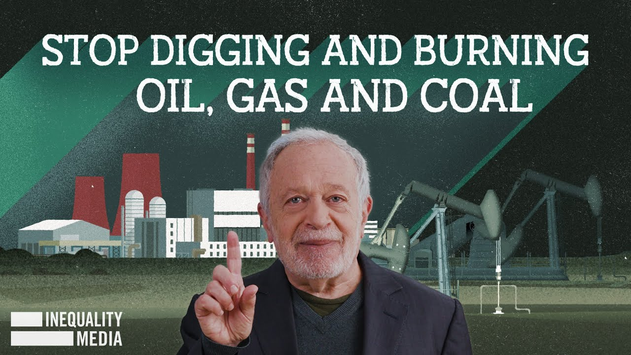 The Solutions to the Climate Crisis No One is Talking About | Robert Reich