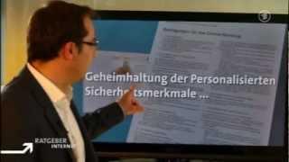 Sicher bezahlen im Internet - Wie sicher sind Paypal & Co ?   - ARD Ratgeber Internet
