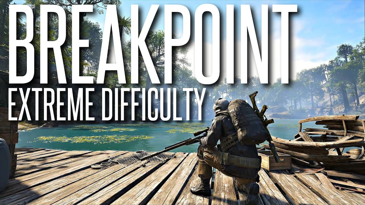 POWERFUL TEAMWORK - Ghost Recon: Breakpoint (Extreme Difficulty)