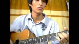 Tình Ngài Yêu Con guitar solo